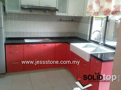 Solidtop Sdn Bhd Kitchen Cabinet Marble Granite Quartz Solid