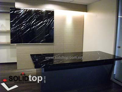 Solidtop Sdn Bhd Kitchen Cabinet Marble Granite